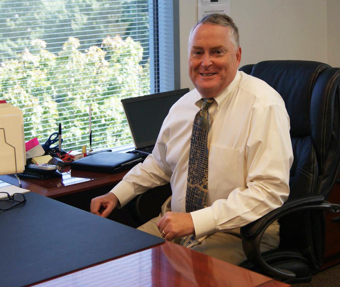 Thomas B. Faulkner, MD, MHA
